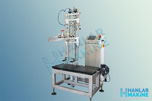 Filling machine, Capping machine, Labelling machine, Liquid
